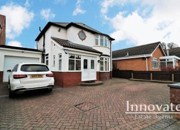 Thumbnail 3 bed detached house for sale in Newlands Drive, Halesowen