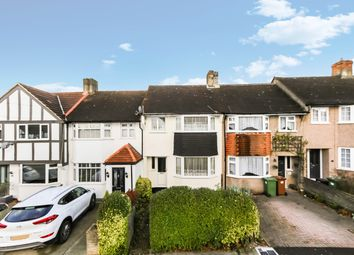 Thumbnail 3 bed terraced house for sale in Orchard Rise West, Sidcup