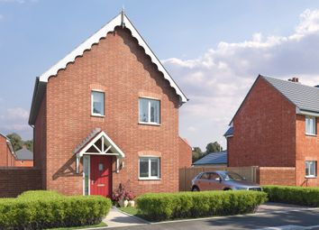 Thumbnail 3 bedroom detached house for sale in Oak Road, Tiddington, Stratford-Upon-Avon
