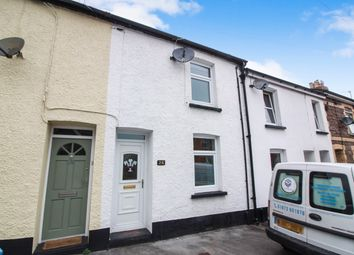 Thumbnail 2 bedroom terraced house for sale in Park Street, Abergavenny