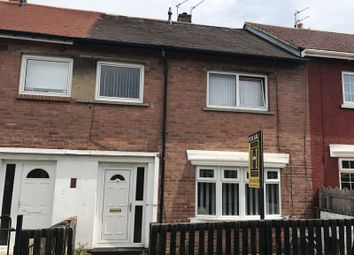 Thumbnail 3 bed terraced house for sale in Milton Street, Jarrow