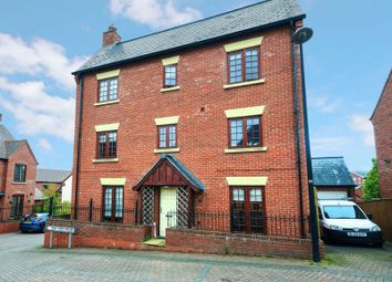 Thumbnail 5 bedroom property for sale in Yewtree Moor, Lawley Village, Telford