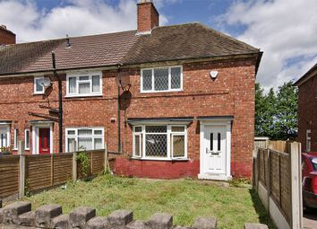 Thumbnail 3 bedroom semi-detached house for sale in Carisbrooke Road, Wednesbury
