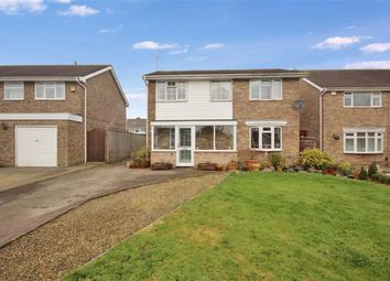 Thumbnail 4 bedroom detached house for sale in Dovetrees, Covingham, Wiltshire