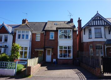 Thumbnail 5 bed terraced house for sale in Peaslands Road, Sidmouth