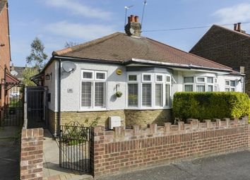 Thumbnail 2 bed bungalow for sale in Manor Road, Walthamstow, London