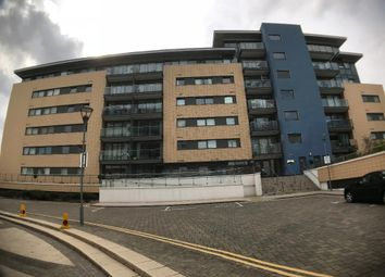Thumbnail 1 bed flat for sale in 2 Basin Approach, Royal Docks, London