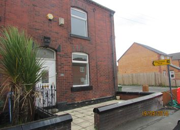 Thumbnail 2 bed end terrace house to rent in Queens Road, Ashton Under Lyne
