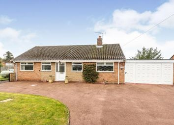 3 bed bungalow for sale in Lavender Close, Great Bridgeford, Stafford, Staffordshire ST18