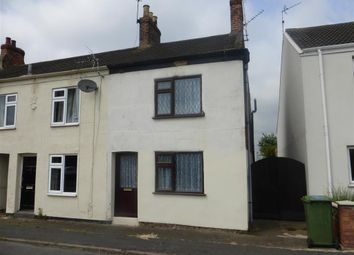 Thumbnail 2 bed end terrace house for sale in Chapel Lane, Keadby, Scunthorpe