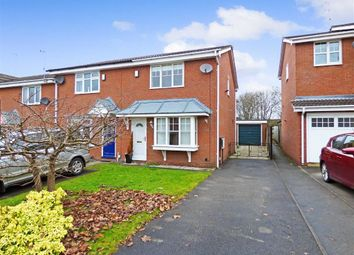 Thumbnail 3 bedroom town house to rent in Gallimore Close, Burslem, Stoke-On-Trent