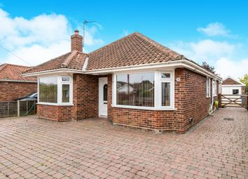 Thumbnail 3 bed detached bungalow for sale in Heath Crescent, Norwich, Hellesdon