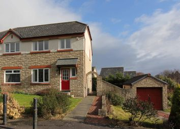 Thumbnail 3 bedroom semi-detached house for sale in Wester Hill, Greenbank, Edinburgh