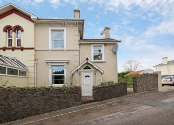 Thumbnail 5 bedroom semi-detached house for sale in Vansittart Road, Torquay