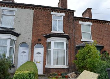 Thumbnail 2 bed town house for sale in Cromwell Terrace, Leek