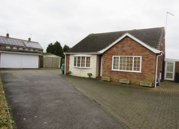 Thumbnail 2 bed detached bungalow for sale in Lindisfarne Road, Eye, Peterborough
