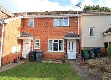 Thumbnail 2 bed terraced house to rent in Grenadier Close, Warminster, Wiltshire