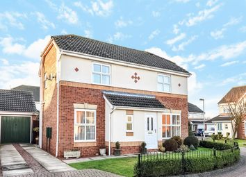 Thumbnail 3 bed detached house for sale in Ruffhams Close, Wheldrake, York