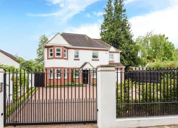 Thumbnail 4 bed detached house for sale in Stanmore, Middlesex