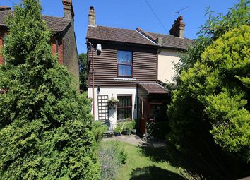 Thumbnail 2 bed cottage for sale in Walderslade Road, Chatham, Kent