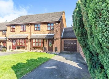 Thumbnail 3 bed semi-detached house for sale in Heritage Drive, Darland, Gillingham, Kent