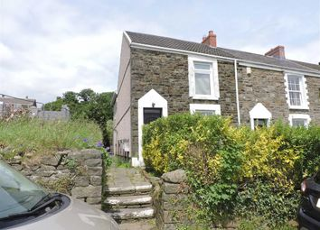 Thumbnail 3 bed end terrace house for sale in Pleasant View Terrace, Brynhyfryd, Swansea