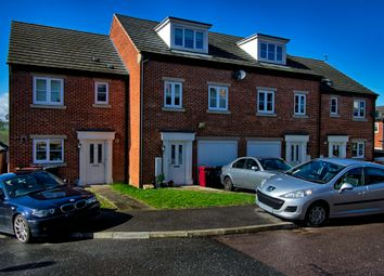 Thumbnail 3 bedroom town house for sale in Northcote Way, Doe Lea, Chesterfield
