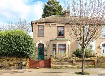 Thumbnail 3 bed end terrace house for sale in Wentworth Road, Manor Park, London