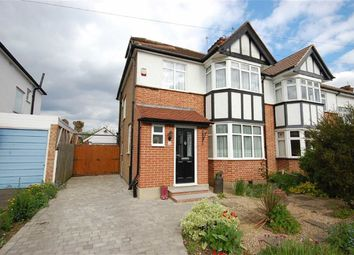 Thumbnail 4 bed semi-detached house for sale in Chandos Road, Pinner
