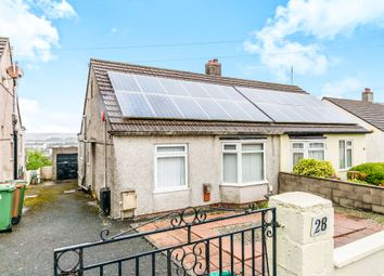 Thumbnail 1 bedroom semi-detached bungalow for sale in Villiers Close, Plymstock, Plymouth