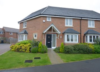 Thumbnail 3 bed semi-detached house for sale in Askew Way, Chesterfield