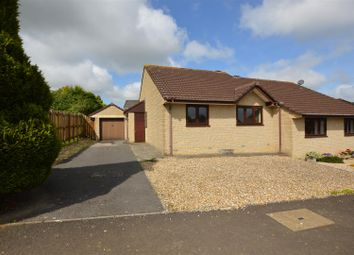 Thumbnail 2 bed semi-detached bungalow for sale in Ham Grove, Paulton, Bristol