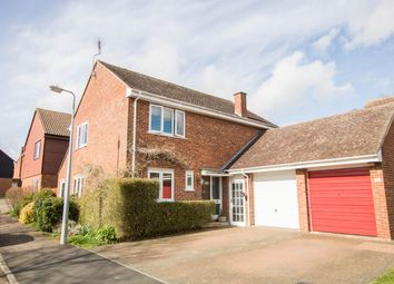 Thumbnail 4 bed detached house for sale in Thorncroft, Saffron Walden