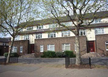 Thumbnail 1 bed flat to rent in Mulvaney Way, Kipling Estate, London