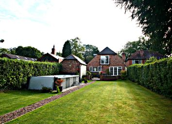 Thumbnail 4 bed detached house for sale in Fulford Hall Road, Tidbury Green, Solihull