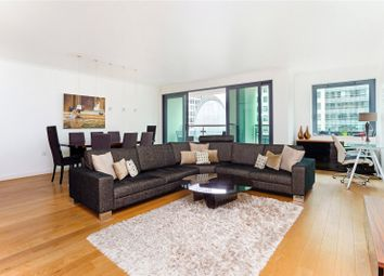 3 bed flat for sale in Discovery Dock Apartments East, 3 South Quay Square, Canary Wharf, London E14