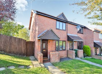 Thumbnail 2 bed end terrace house for sale in Brandon Close, Billericay