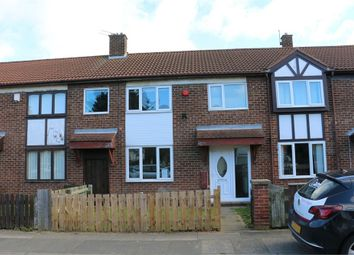 Thumbnail 3 bedroom terraced house for sale in Sandringham Road, Grangetown, Middlesbrough, North Yorkshire