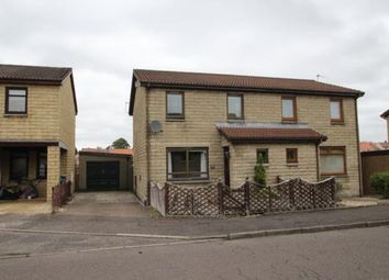 Thumbnail 2 bed semi-detached house for sale in Waverley Park, Redding, Falkirk, Stirlingshire