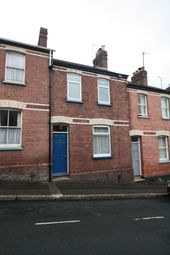 Thumbnail 2 bed terraced house to rent in Radford Road, St Leonards, Exeter
