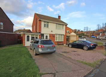 Thumbnail 3 bed detached house for sale in Well Meadow, Bridgnorth