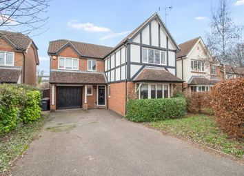 Thumbnail 4 bed flat for sale in Yearling Close, Great Amwell