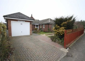 Thumbnail 3 bedroom detached bungalow for sale in Manderston Road, Newmarket, Suffolk