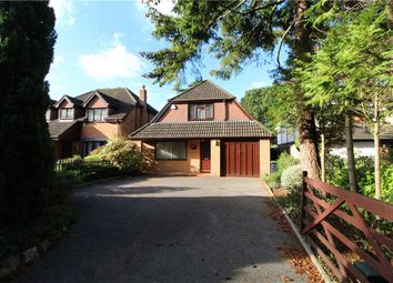 Thumbnail 3 bed detached house for sale in Church Road, Ferndown