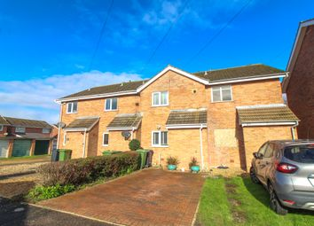 Thumbnail 2 bed terraced house for sale in Warwick Drive, Wymondham