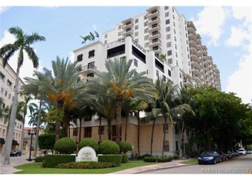 Thumbnail 1 bed apartment for sale in 888 S Douglas Rd # 1113, Coral Gables, Florida, United States Of America