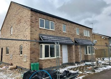 Thumbnail 3 bed semi-detached house for sale in New Road, Whittlesey, Peterborough