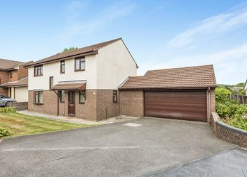 Thumbnail 4 bed detached house for sale in Pear Tree Avenue, Coppull, Chorley