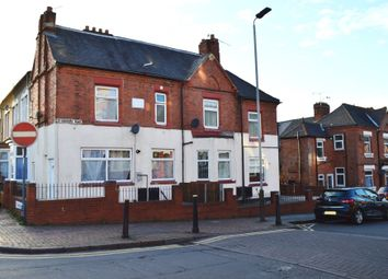 Thumbnail 2 bed terraced house to rent in St Saviours Rd, Leicester