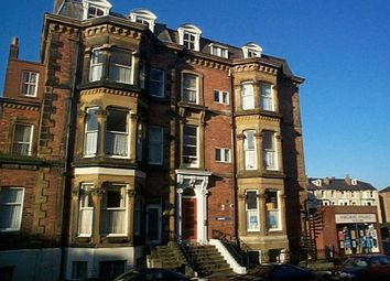 Thumbnail 1 bed flat to rent in West Street, Scarborough